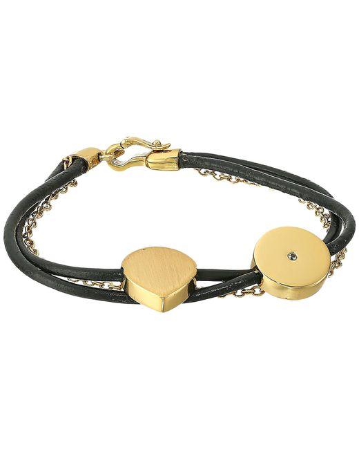 Elizabeth and James | Metallic Mitchell Bracelet | Lyst