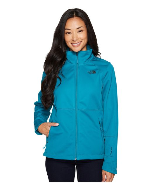 The North Face   Blue Apex Risor Jacket   Lyst
