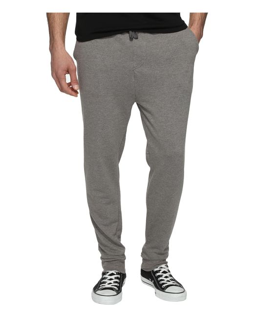 alternative apparel the vintage sport suit in gray for