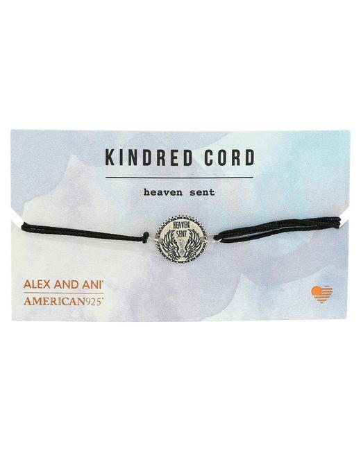 ALEX AND ANI | Metallic Cosmic Love Kindred Cord Bracelet | Lyst