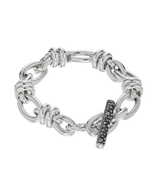 Pomellato   Metallic B.b220tma/a/22 22cm Rondelle Oval Bracelet   Lyst