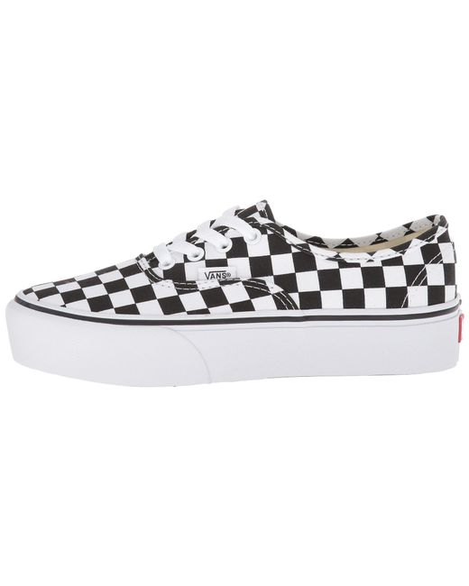 ... Vans - Multicolor Authentic Platform 2.0 ((leather) Snake black) Skate  Shoes ... a8601ad6a