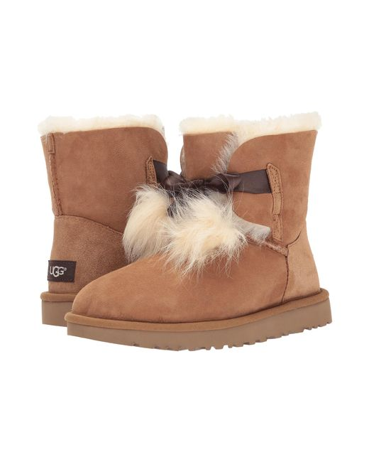 Ugg | Brown Gita | Lyst