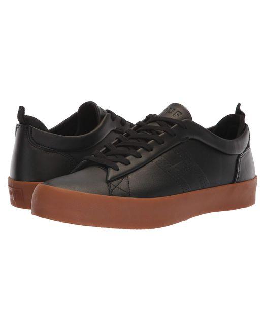 Huf - Black Clive (bone) Men's Skate Shoes for Men - Lyst