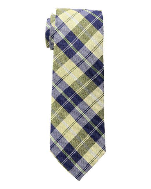Lauren by Ralph Lauren | Yellow Seasonal Plaid Tie for Men | Lyst