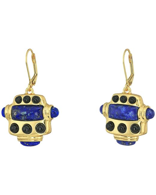 House of Harlow 1960 | Multicolor Ulli Statement Earrings | Lyst