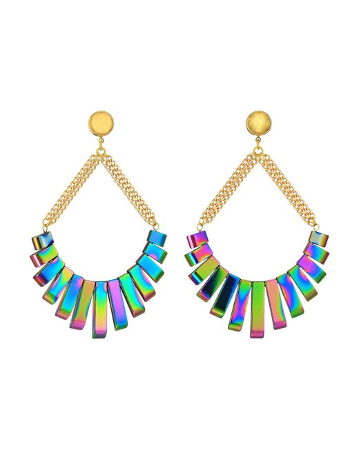 Vanessa Mooney | Multicolor The Talulah Earrings | Lyst