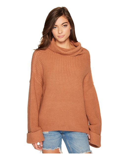 Free People | Multicolor Park City Pullover | Lyst