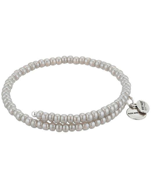 ALEX AND ANI | Metallic Primal Spirit Wrap Bracelet | Lyst