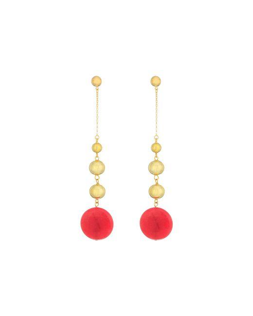 Vanessa Mooney | Multicolor The Louise Earrings | Lyst
