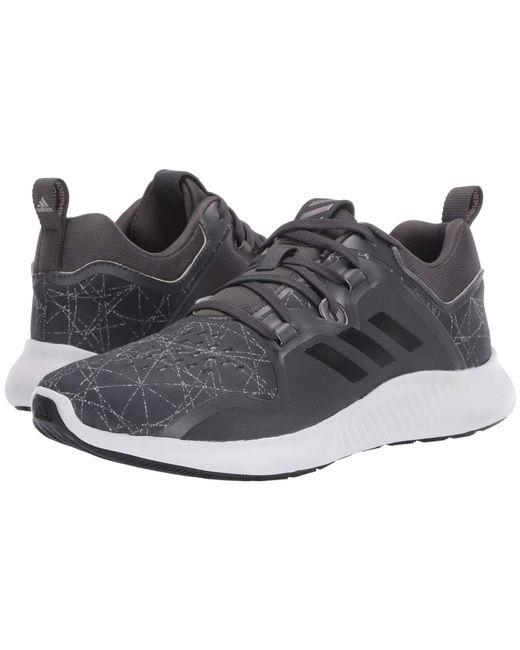 designer fashion e630e a8cd6 Adidas Originals - Gray Edgebounce (white grey One ash Pearl) Women s Shoes  ...