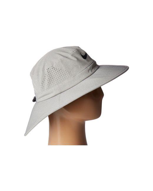 dc8700c32e6 ... Nike - Gray Sun Protect Cap 2.0 (black wolf Grey anthracite white ...