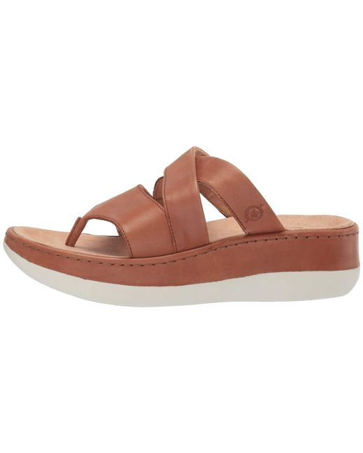 795405713fe4 Lyst - Born Uinta (brown) Women s Sandals in Brown