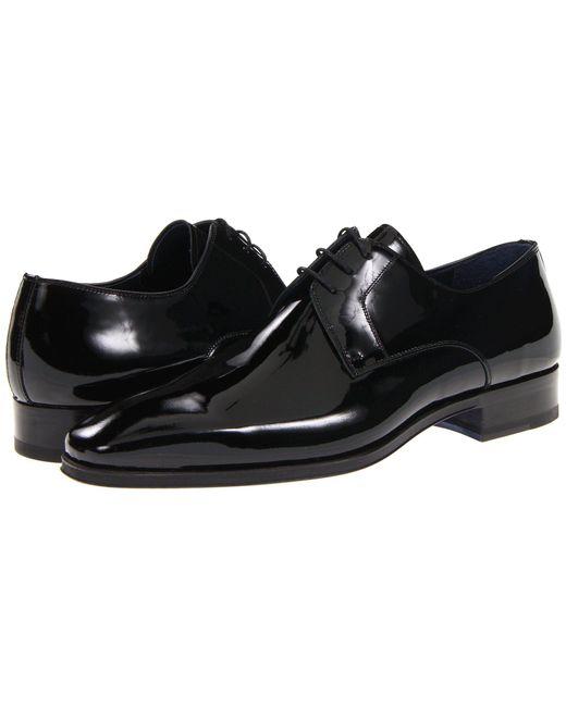 Magnanni Shoes - Dante (dante Black Velvet) Men's Lace Up Casual Shoes for Men - Lyst