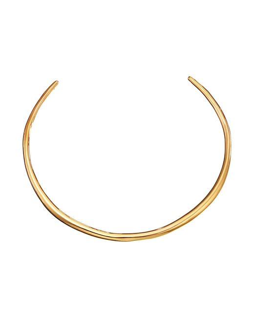 Alexis Bittar | Metallic Thin Metal Collar | Lyst