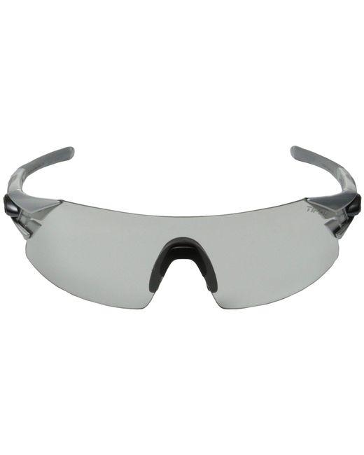 74cf42c663 ... Tifosi Optics - Gray Podiumtm Xc Fototec - Light Night (silver gunmetal)  Athletic ...