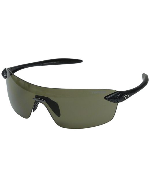 Tifosi Optics - Black Vogel 2.0 (tortoise) Sport Sunglasses for Men - Lyst