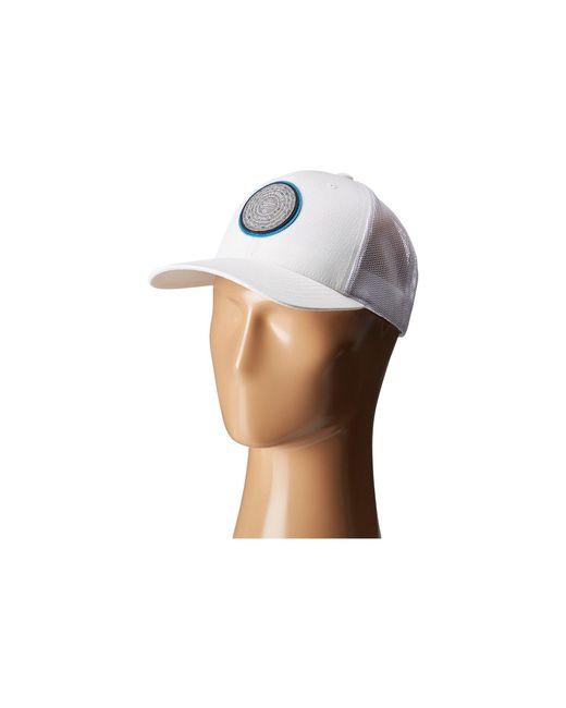 Travis Mathew - White Trip L (heather Grey) Caps for Men - Lyst