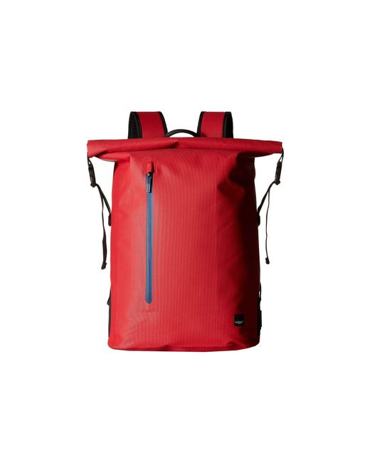 Knomo - Red Thames Cromwell Top Zip Backpack (grey) Backpack Bags for Men - Lyst