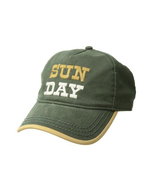 1b904dc092f Roxy - Green Next Level Washed Baseball Cap (thyme) Baseball Caps - Lyst ...