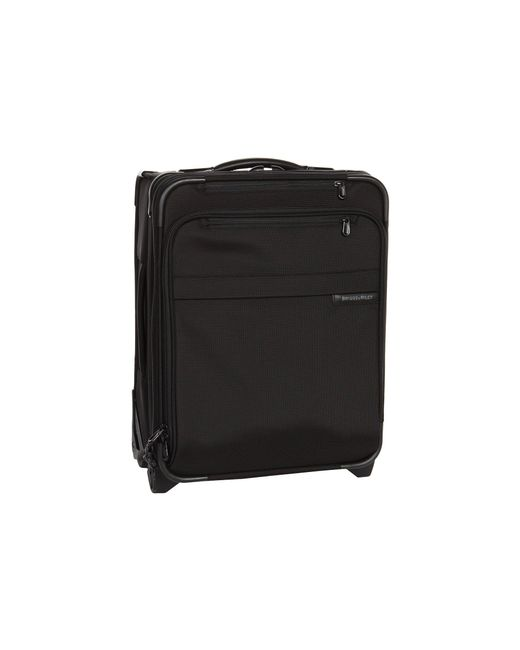 Briggs & Riley - Baseline - Commuter Expandable Upright (black) Carry On Luggage - Lyst