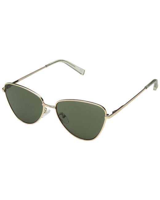 Le Specs - Multicolor Echo (matte Gold/khaki Mono) Fashion Sunglasses for Men - Lyst