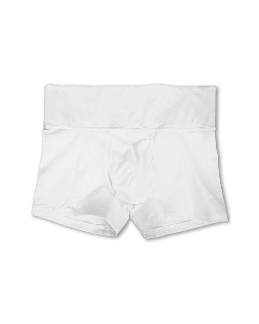 Spanx - White Slim-waisttm Trunk for Men - Lyst