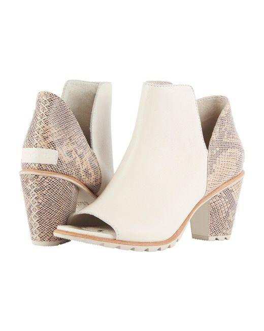 Sorel - Natural Nadia Bootie (camel Brown) Women's Boots - Lyst