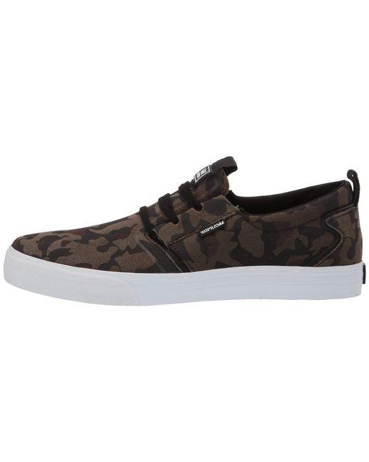 f2d78d6e066 ... Supra - Multicolor Flow (camo white) Men s Skate Shoes for Men ...