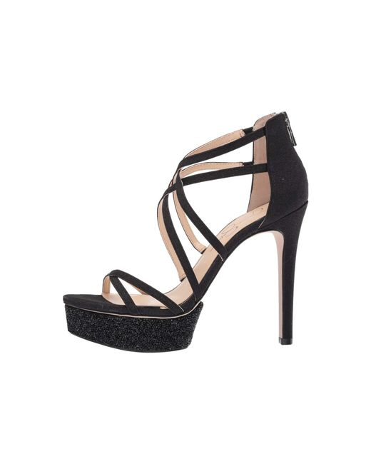 8509c6685f87 ... Jessica Simpson - Black Araya 2 (pewter Micro Flash) Women s Shoes ...
