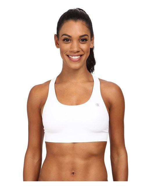 Champion - White Absolute Bra (black) Women's Bra - Lyst