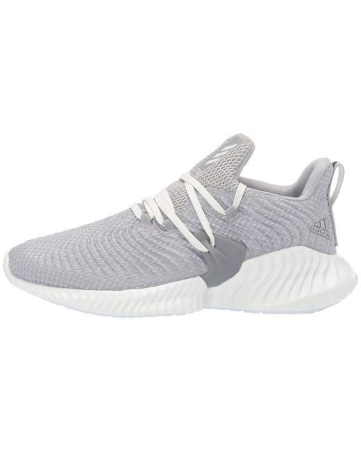 941a774734b36 ... Adidas Originals - Gray Alphabounce Instinct (grey Two cloud White grey  Three) ...