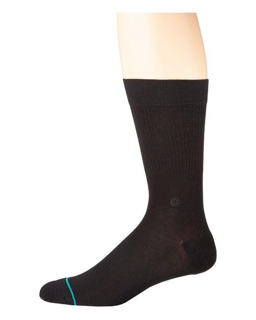 Stance - Fashion Icon (black) Men's Crew Cut Socks Shoes for Men - Lyst