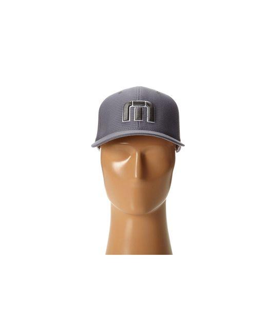 ... Travis Mathew - Gray B-bahamas Hat (navy) Caps for Men - Lyst ... f6a1c7d4c6ae