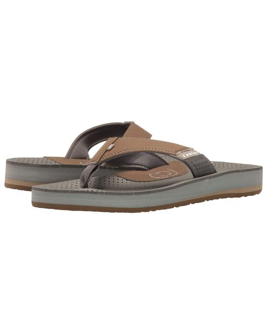 Cobian - Brown Arv2 (camel) Men's Flat Shoes for Men - Lyst