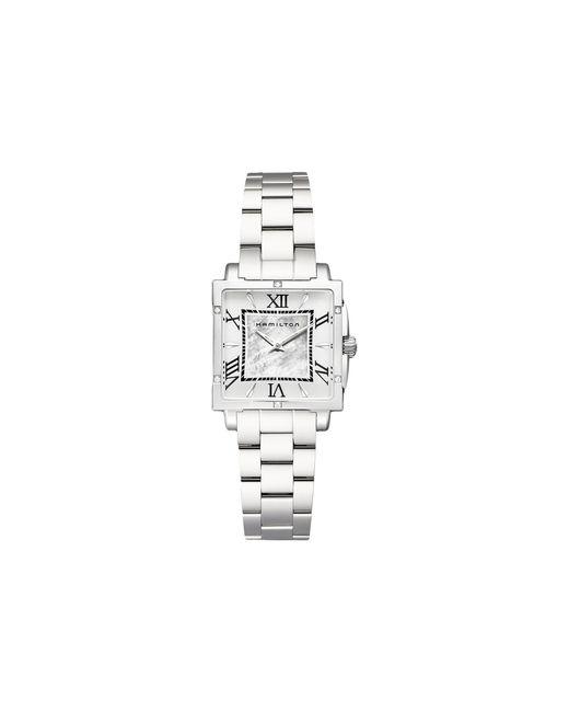Hamilton - Metallic Jazzmaster Square Lady - H32291114 (silver) Watches - Lyst