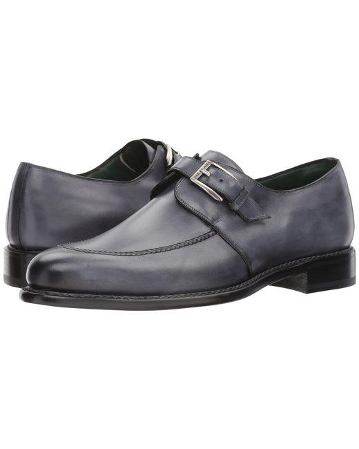 Mezlan - Gray Aguilar (grey) Men's Shoes for Men - Lyst