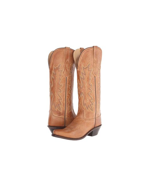 Old West Boots - Brown Ts1541 - Lyst