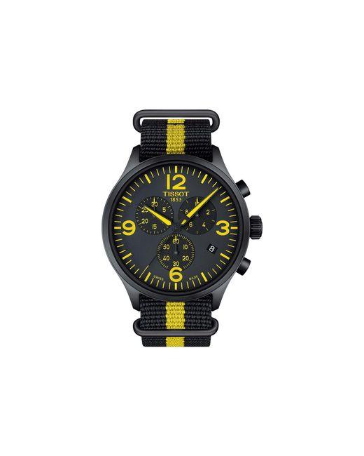 Tissot - Chrono Xl Tour De France Collection - T1166173705700 (silver/yellow/black) Watches for Men - Lyst