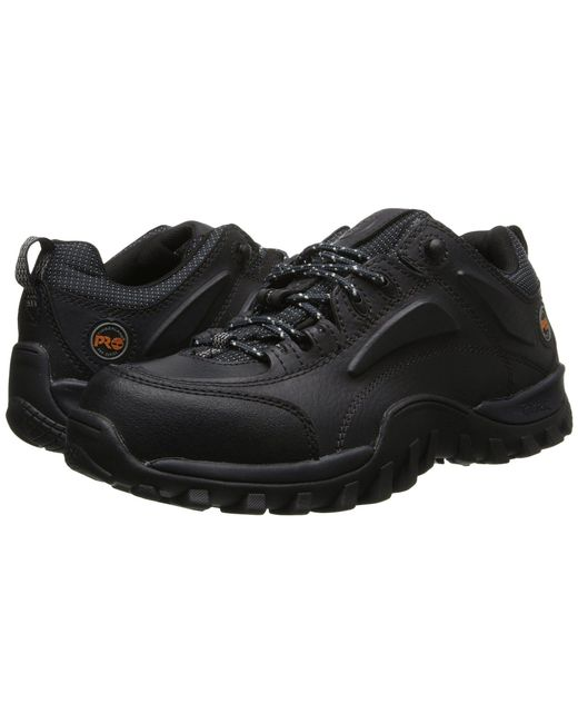 Timberland - Mudsill Low Steel Toe (grease Black Oiled) Men's Industrial Shoes for Men - Lyst
