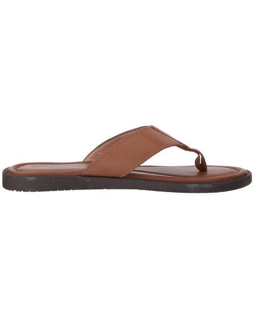 6c48286acd966 Lyst - Tommy Bahama Belize Vintage (black) Men s Sandals in Brown