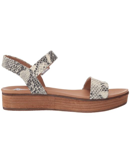 d661211594a ... Lyst Steve Madden - Multicolor Aida (rose Gold) Women s Shoes ...