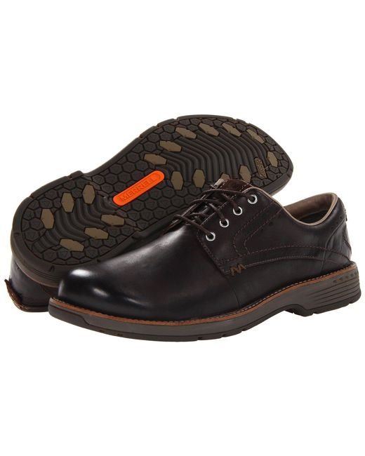 Merrell - Brown Realm Lace for Men - Lyst