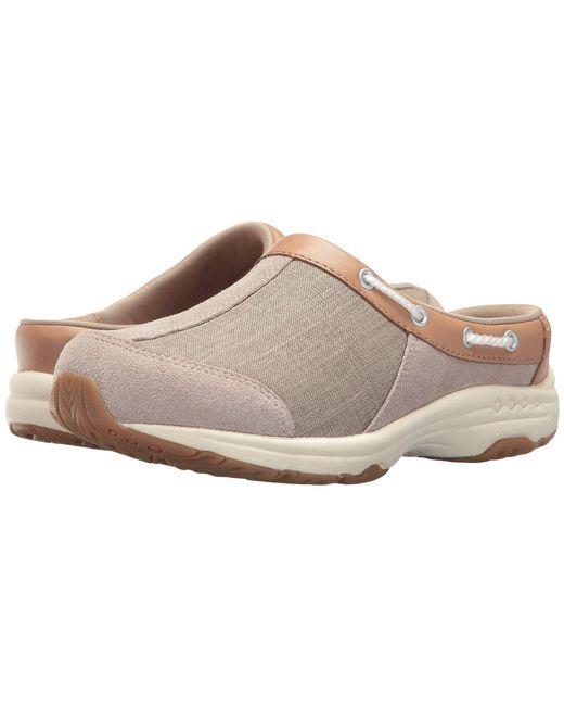 Easy Spirit - Travelport (natural) Women's Slip On Shoes - Lyst