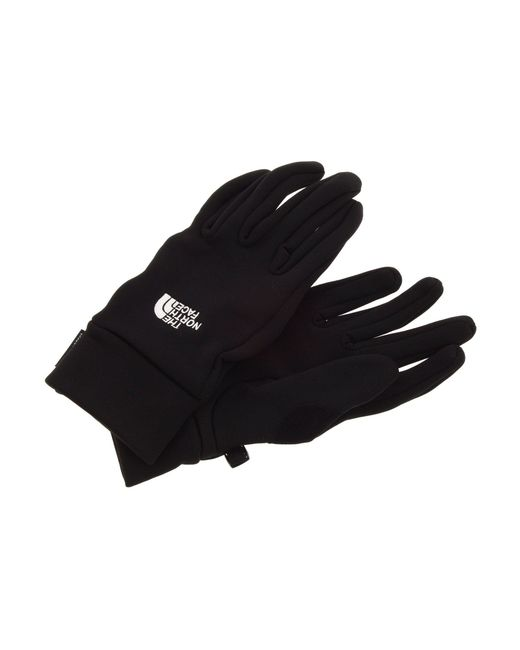 The North Face - Black Power Stretch Gloves - Lyst