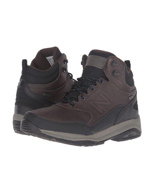 New Balance - Brown Mw1400v1 (black) Men's Hiking Boots for Men - Lyst