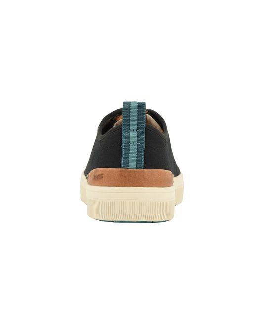 71e501235d7 ... TOMS - Black Trvl Lite Low (navy Melange Knit) Men s Lace Up Casual  Shoes ...