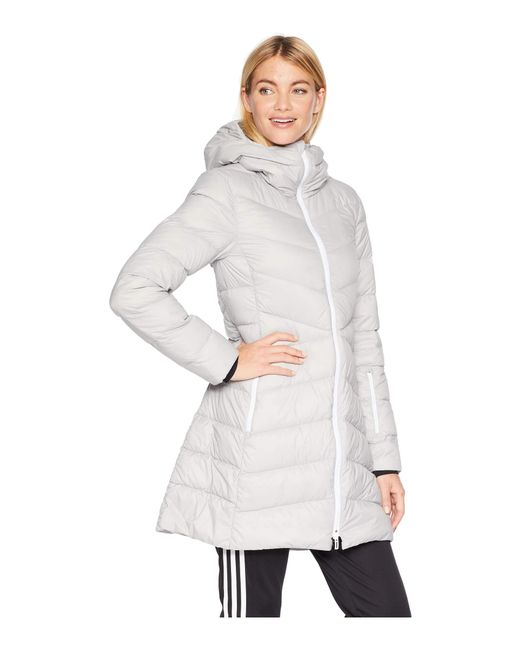 ... Adidas Originals - Gray Climawarm(r) Hyperdry Nuvic Jacket (grey Two)  Women s ... 16f5be9fdf