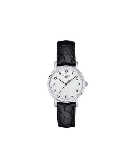 Tissot - Metallic Everytime Small - T1092101603200 (silver/black) Watches - Lyst