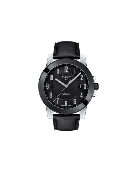 Tissot - Gentleman Swissmatic - T0984072605200 (silver/black) Watches for Men - Lyst